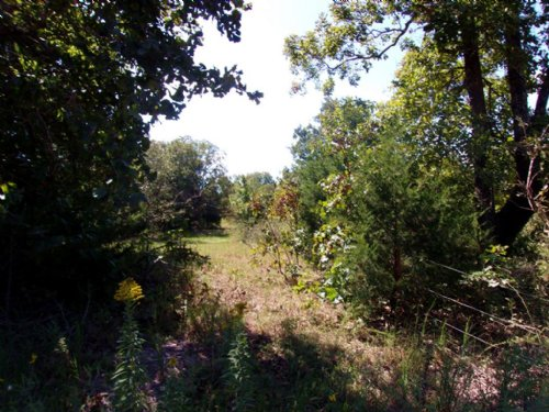 9.33 M/L Acres : Tahlequah : Cherokee County : Oklahoma