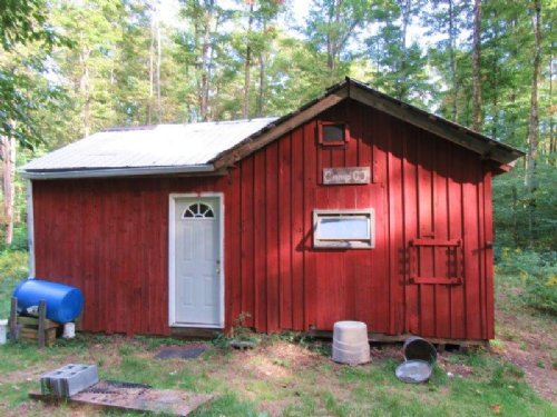 30 Acres Cabin Borders State Forest : Lorraine : Jefferson County : New York
