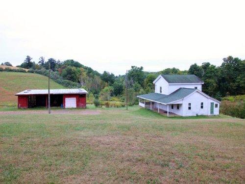 59+/- Acre Farm : Bloomsburg : Columbia County : Pennsylvania