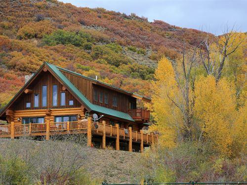 Wapiti Ranch : Hamilton : Routt County : Colorado
