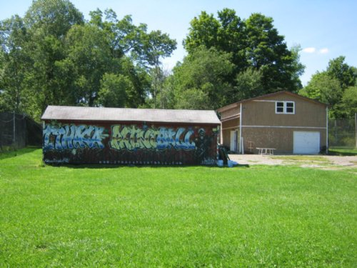 Paintball Business Near Ithaca : Dryden : Tompkins County : New York