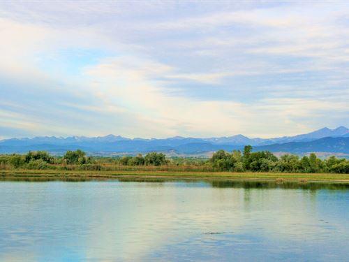 Big Thompson Land & Water : Loveland : Larimer County : Colorado