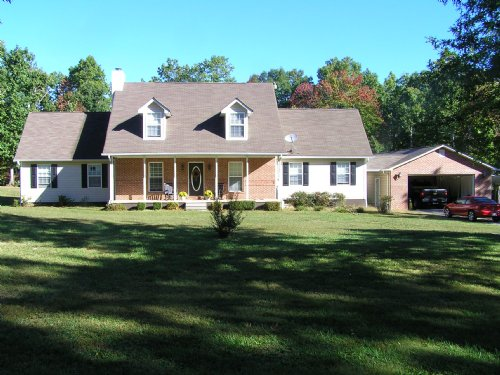 Mountain Home, 4 Acres : Dunlap : Sequatchie County : Tennessee