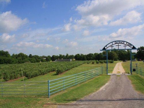 Natural Produce Farm : Pryor : Mayes County : Oklahoma