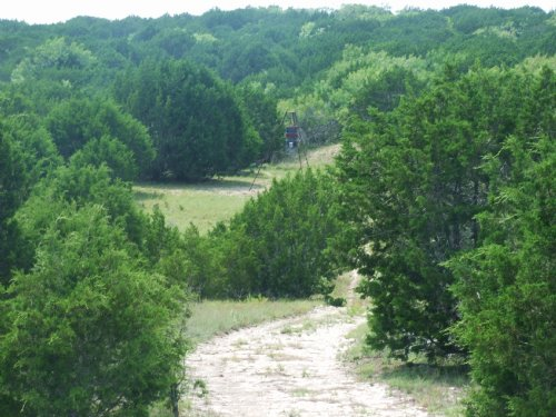 400 Acre Tracts In The Hill Country : Lampasas : Burnet County : Texas