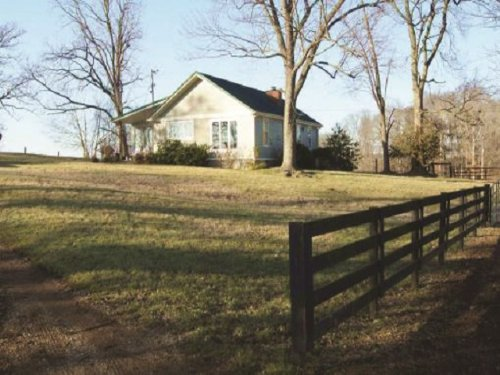 Kentucky Cattle And Crop Farm : Bowling Green : Warren County : Kentucky