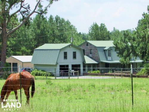 Lumpkin Horse Lover's Dream : Lumpkin : Stewart County : Georgia