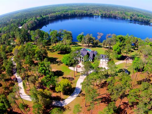Honey Lake Plantation : Greenville : Madison County : Florida