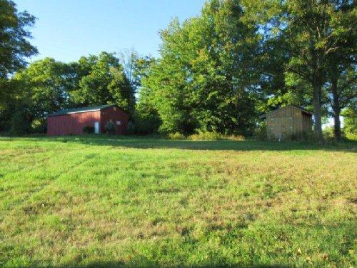 84 Acres Home Barn Near Oneida Lake : Constantia : Oswego County : New York
