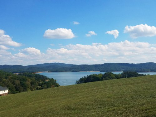 Mtn And Lake View Lot : Rutledge : Grainger County : Tennessee
