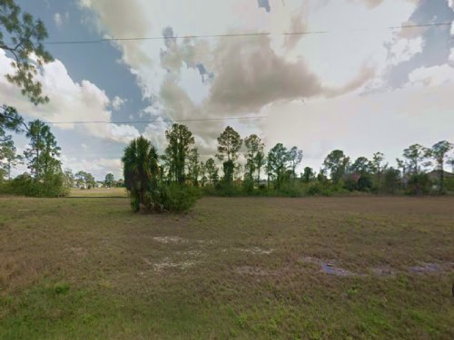 Waterfront Lot For Sale In Cape Cor : Cape Coral : Lee County : Florida