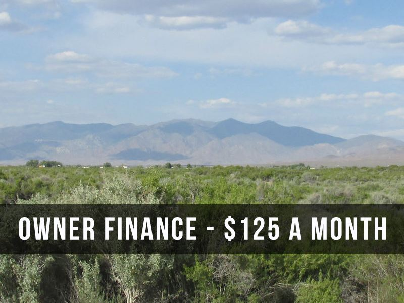 5 Acres With Power : Lovelock : Pershing County : Nevada
