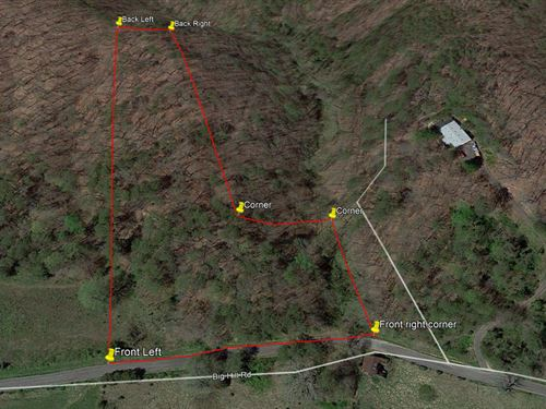 Private Unrestricted Acreage : Mooresburg : Hawkins County : Tennessee