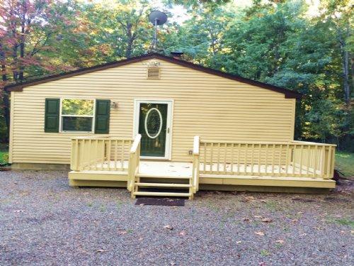 House Near Swain Ski Center : Swain : Allegany County : New York