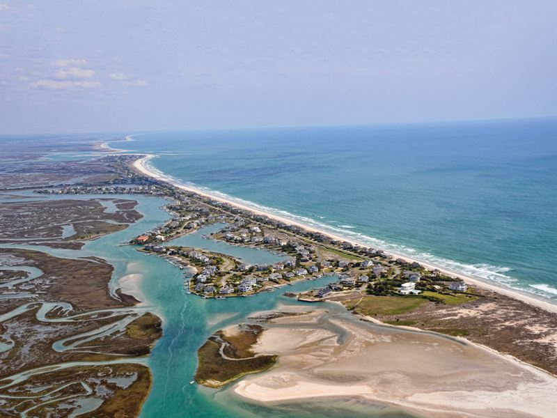 Premium Coastal Waterfront : Supply : Brunswick County : North Carolina