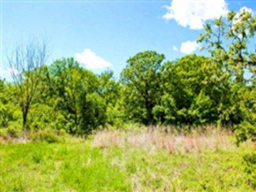 8.52 Acre Saddlebrook Ranch : Okemah : Okfuskee County : Oklahoma