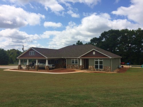 4 Bedroom Home On 70 Acres : Troy : Pike County : Alabama