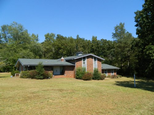 35.27 Acres Of Pasture/woods/home : Crawford : Oglethorpe County : Georgia