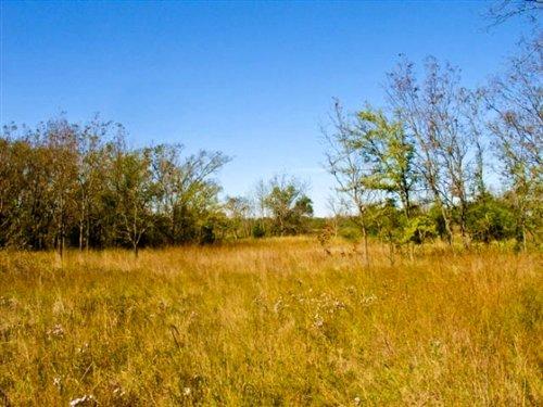 12.3 Acre Saddlebrook Ranch : Okemah : Okfuskee County : Oklahoma
