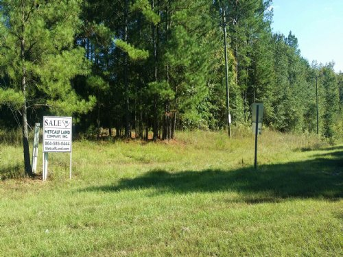 81 Ac. Commercial Tract & Utilities : Gaffney : Cherokee County : South Carolina