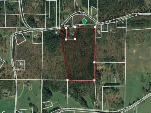 21 Acres N. Bellview Road : Aragon : Polk County : Georgia