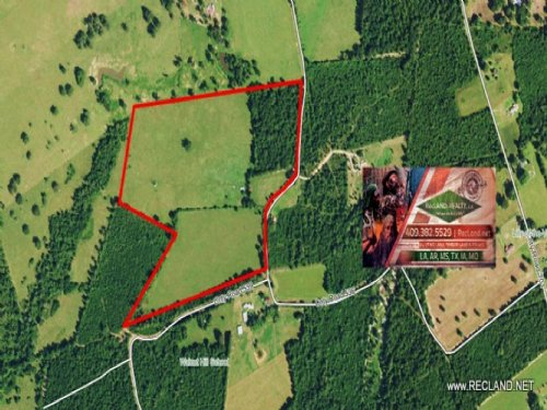 46 Ac - Small Ranch Or Rural Home S : Kirbyville : Jasper County : Texas