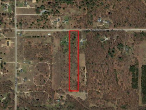 5 Acre Lot Near Grand Rapids : Ravenna : Muskegon County : Michigan