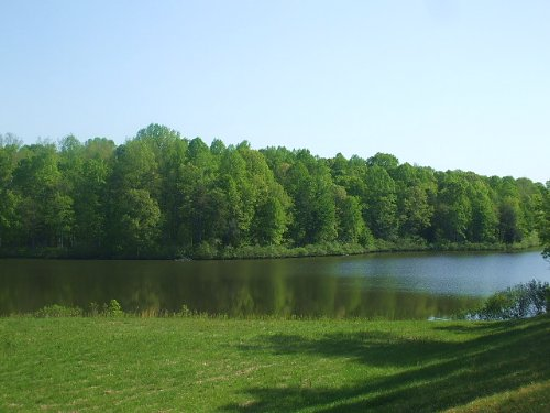 Spring Creek Lake : Keysville : Charlotte County : Virginia