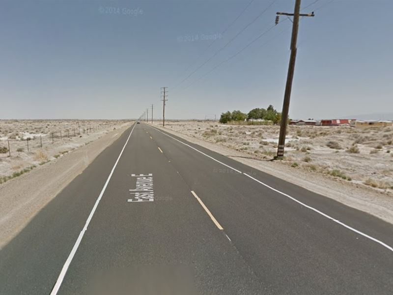 4 79 Acres In Lancaster, Ca : Land for Sale by Owner