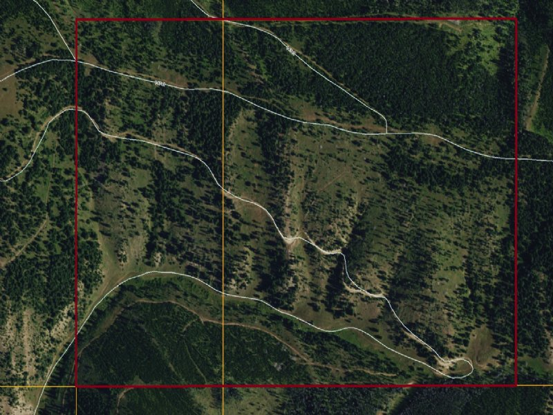 End Of Trails : Townsend : Broadwater County : Montana