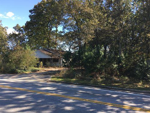 18 Acres Nebo Road : Dallas : Paulding County : Georgia