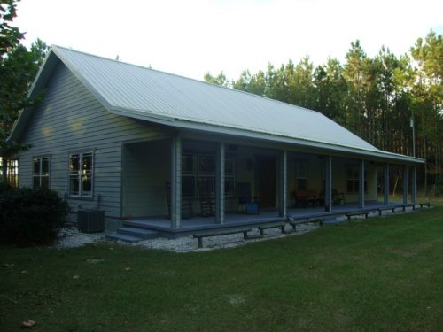 Ranch Home On 20 Acres 772796 : Chiefland : Levy County : Florida