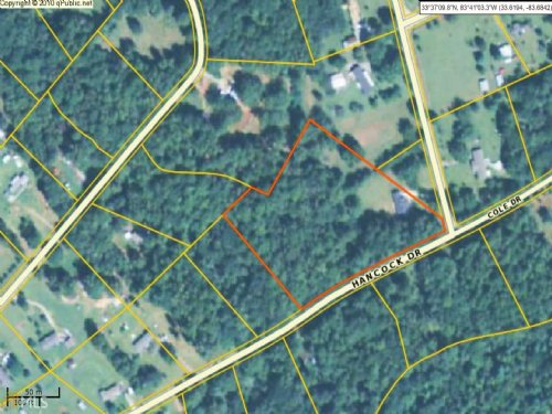3+ Acres In Walton-ready 4 Home : Social Circle : Walton County : Georgia
