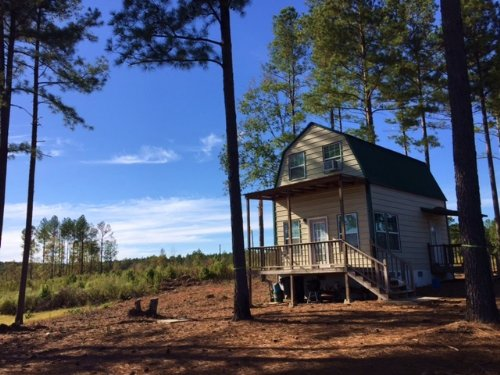 Pond Cabin Hunting : Sparta : Hancock County : Georgia