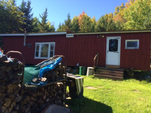15 Acres Hunting Camp In Angelica : Angelica : Allegany County : New York