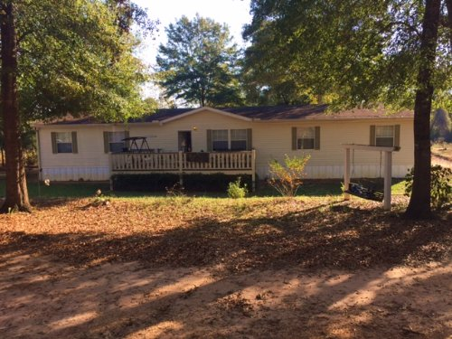 Mothershed Rd Mobile Home : Highland Home : Crenshaw County : Alabama