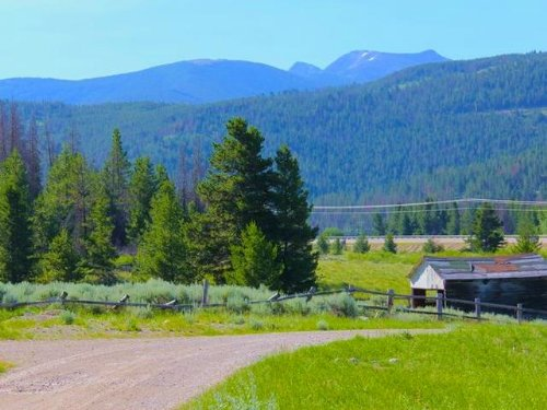 40 Acres Bring Your Mule : Anaconda : Deer Lodge County : Montana