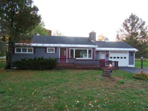 Waterfront Home On Mad River : Camden : Oneida County : New York