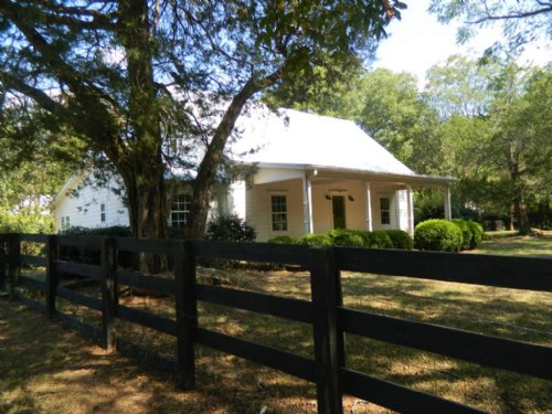 Beautiful Horse Farm On 7.3 Acres : Watkinsville : Oconee County : Georgia