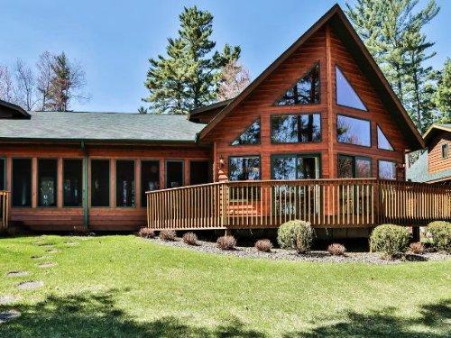 40 Acres On Big St Germain Lake : St. Germain : Vilas County : Wisconsin