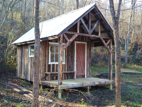 Rustic Cabin On The Creek : Jackson : Ohio