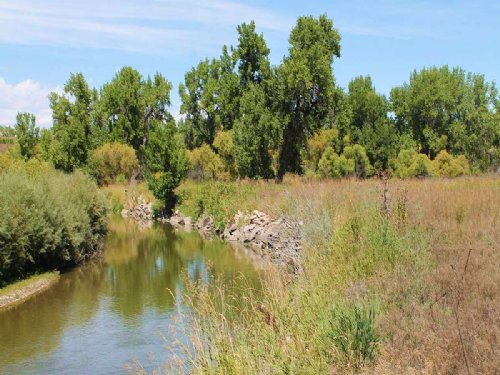 St. Vrain River Retreat : Longmont : Weld County : Colorado