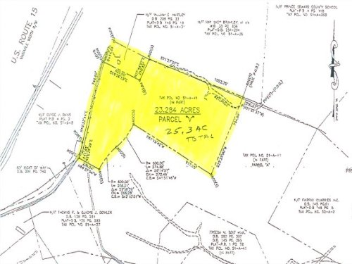 Poplar Hill Acres : Farmville : Prince Edward County : Virginia