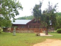 Log Home & Much More : Centerville : Hickman County : Tennessee