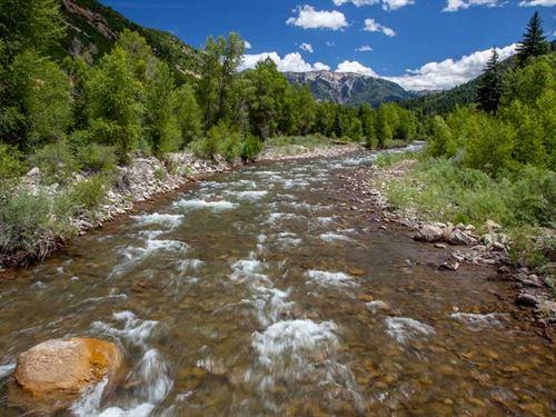 Pearl Ranch : Somerset : Gunnison County : Colorado