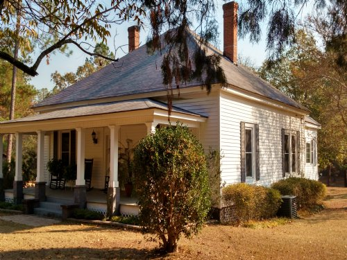 344 Acre Gentleman's Farm : Butler : Taylor County : Georgia