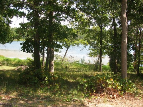 Corner Lot In Texas Near The Lake : Mineola : Wood County : Texas