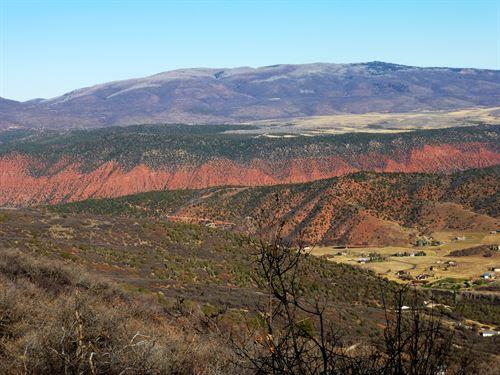 Black Diamond Jewel : Glenwood Springs : Garfield County : Colorado