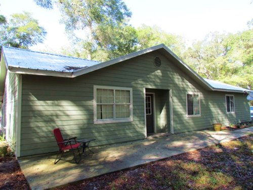 3/2 Home On 4.8 Acres 772898 : Old Town : Dixie County : Florida