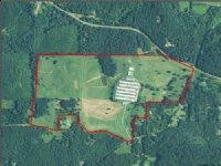 167 Acre Cattle / Poultry Farm : Cedartown : Polk County : Georgia